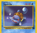 Squirtle (Team Rocket TCG)