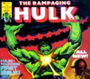 Rampaging Hulk Vol 1 1