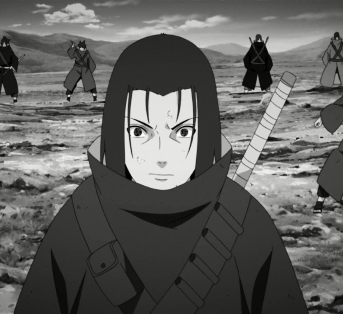Rai Uchiha - Narutopedia, the Naruto Encyclopedia Wiki