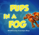 Pups in a Fog's Pages