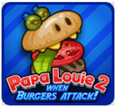 games papa louie en