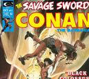 Savage Sword of Conan Vol 1 2