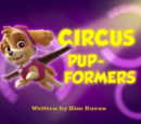 Circus Pup-Formers' Pages