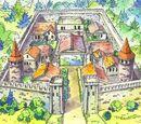 Lugares Dragon Quest III