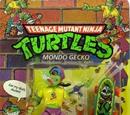 Mondo Gecko Action Figures