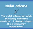 Metal Antenna