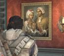 Il dipinto di Achille
