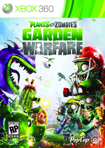 Image Plants Vs Zombies Garden Warfare Xbox 360 Jpg Epic Rap Battles Of History Wiki