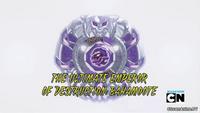 O IMPERADOR DO ULTIMATE Destructio;  BAHAMOOTE