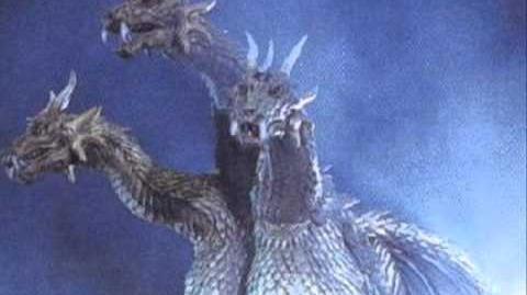 King Ghidorah Millennium Roars