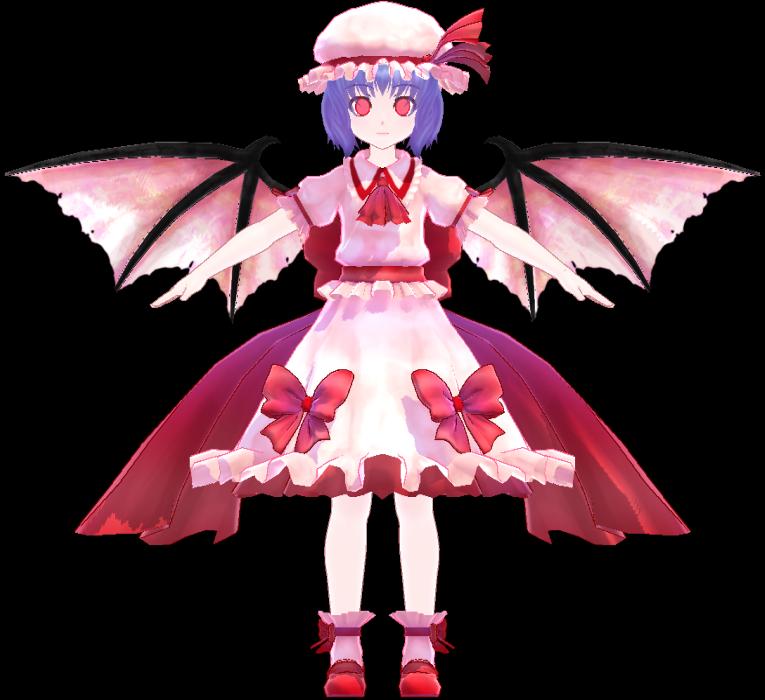 Remilia Scarlet (Ginjishi) - MikuMikuDance Wiki