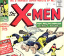 The X-Men Vol 1 1
