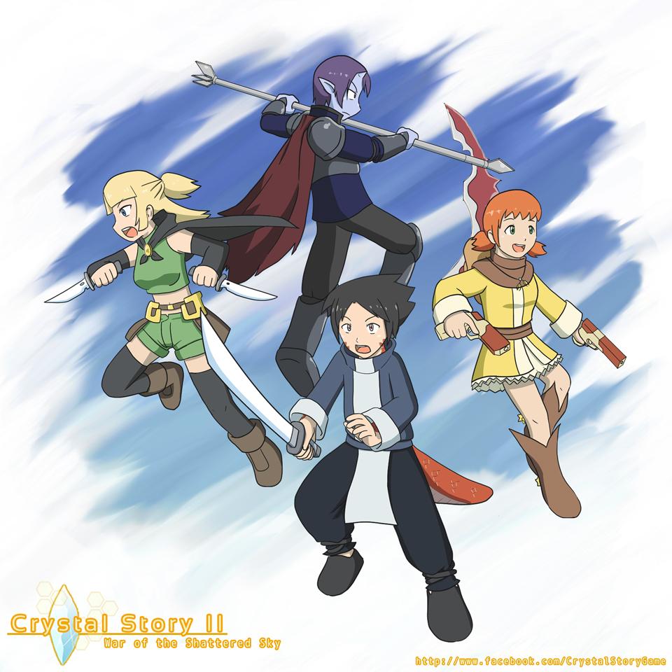 MOT = souvenir d'un jeu vidéo - Page 17 Crystal_Story_II_War_of_the_Shattered_Sky