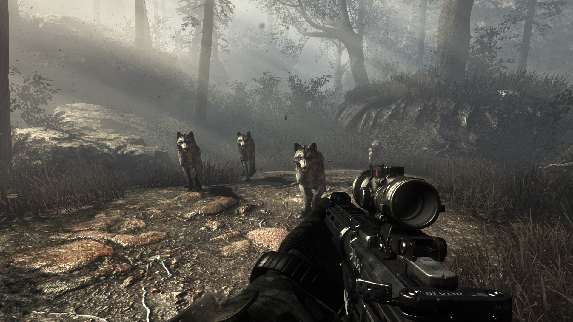 Wolves The Call Of Duty Wiki Black Ops Ii Ghosts And