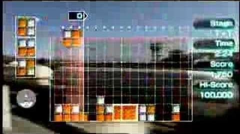 Lumines II trailer
