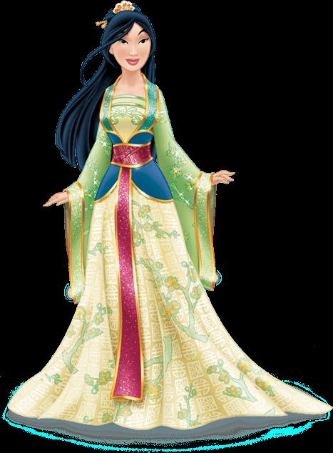 Mulan Disney