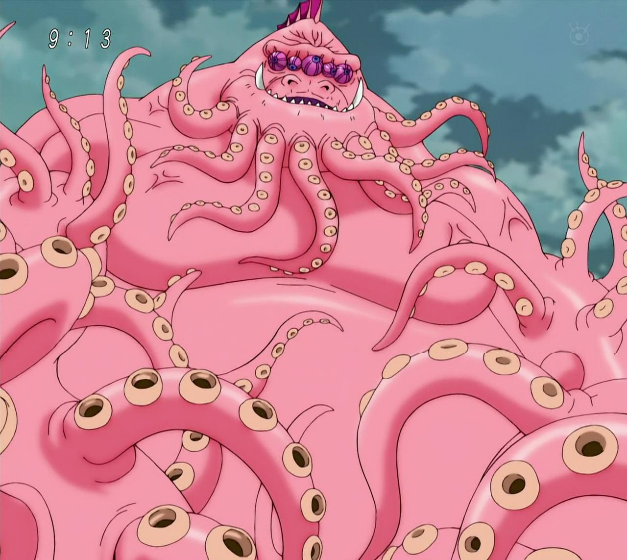 King Octopus Kong
