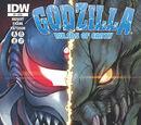 Godzilla: Rulers of Earth Issue 6