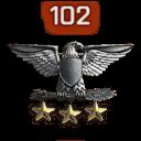 Rank 102
