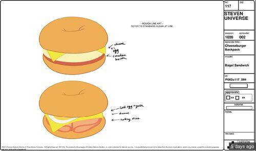 Bagel Sandwich Steven Universe Wiki Wikia