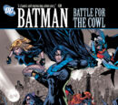 Batman: Battle for the Cowl (Collected)