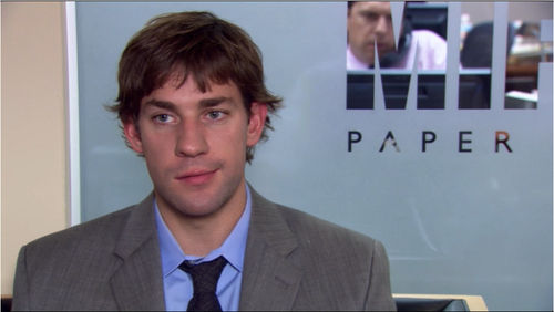 jim from the office is dating