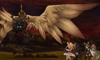 bravely default airy wings 4 - photo #14