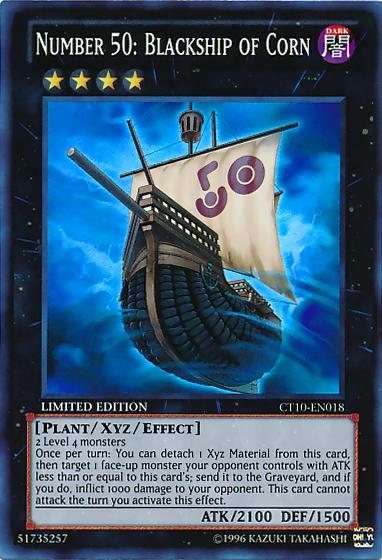 Number 50  Blackship of Corn - Yu-Gi-Oh  - Wikia