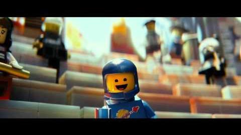 LEGO® PRZYGODA - Zwiastun 1 PL (polski dubbing)