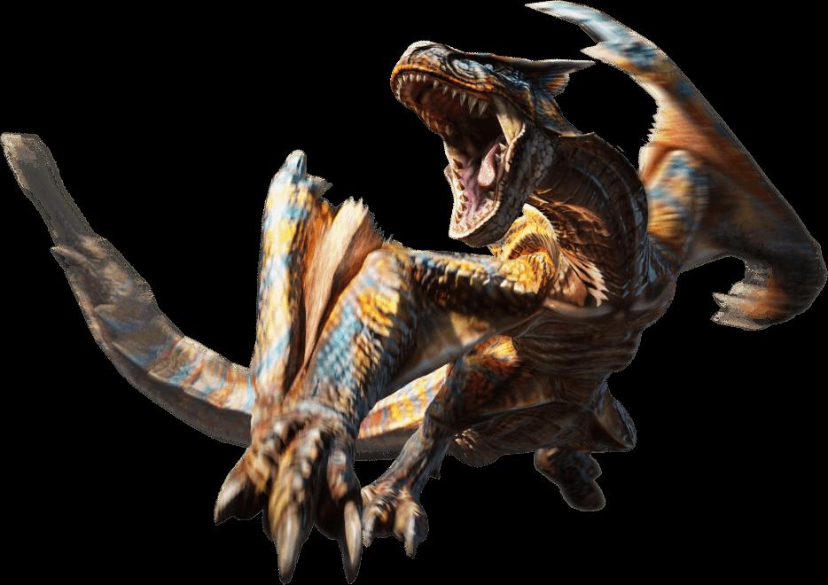 M Tigrex Monster Hunter Monster...