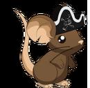 Ratón con Sombrero pirata.png