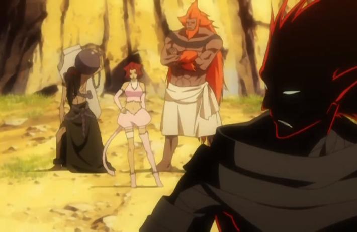 Wabisuke Human Form Bleach Zanpakuto Human...