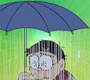 """Ô """"mở ra là mưa"""""""