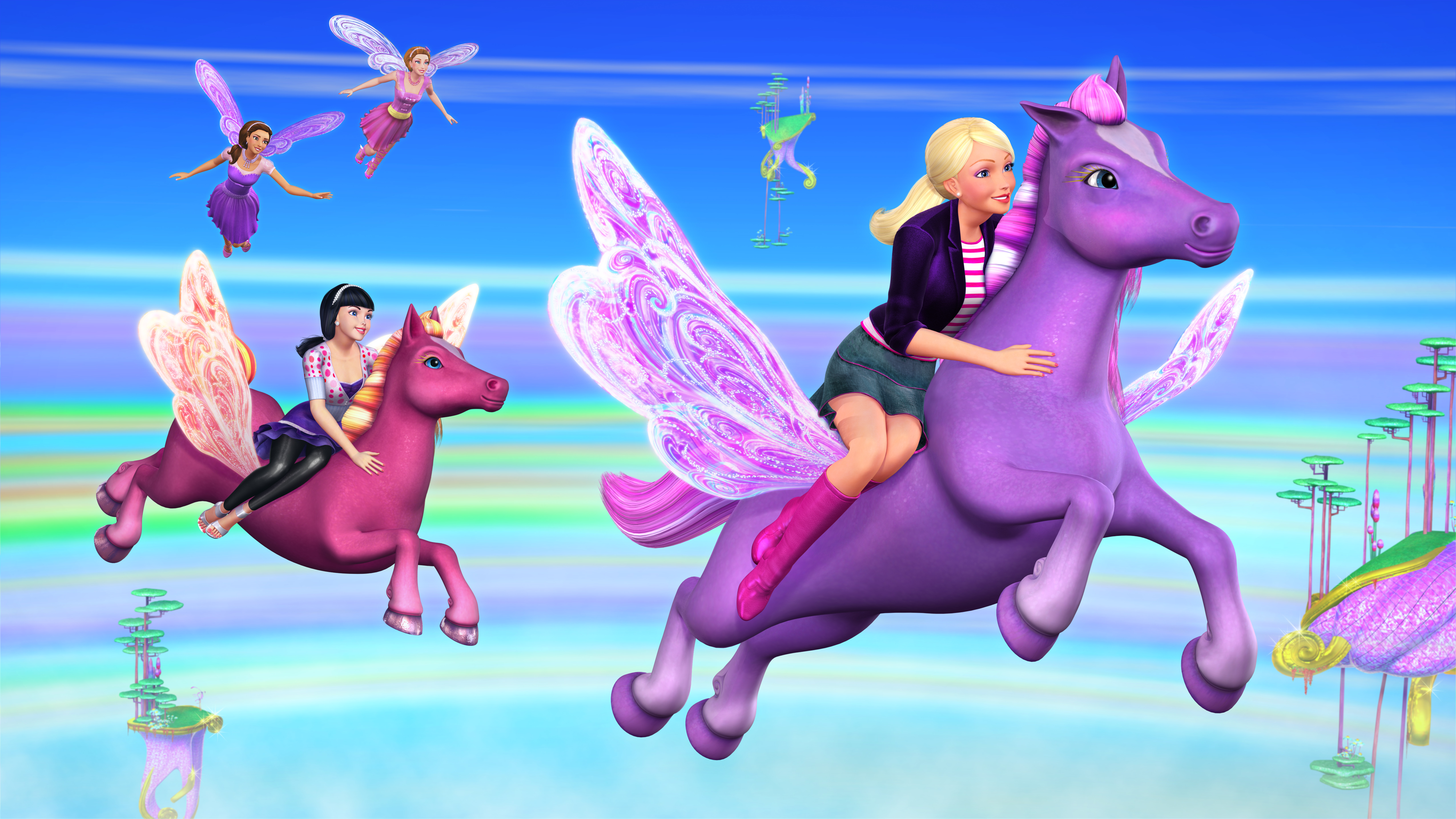 Uncategorized Barbie Animation animation unplugged barbie a fairy secret since the budget was very minscule compared to other animated films its most blatantly shown in not only is it nowhere clos