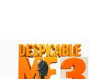 Despicable Me 3 (Damienangrybirds' idea)