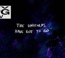 Unicornların Gitmesi Şart