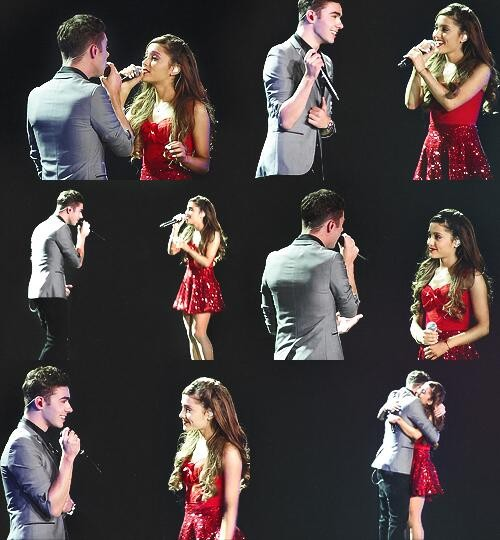 is ariana grande dating nathan sykes 2013 Almost is never enough for ariana grande and the wanted singer nathan sykes so they're going all the way sources tell tmz, the two are officially dating.