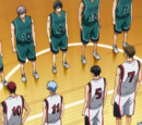 Seirin High vs Kirisaki Daīchi High