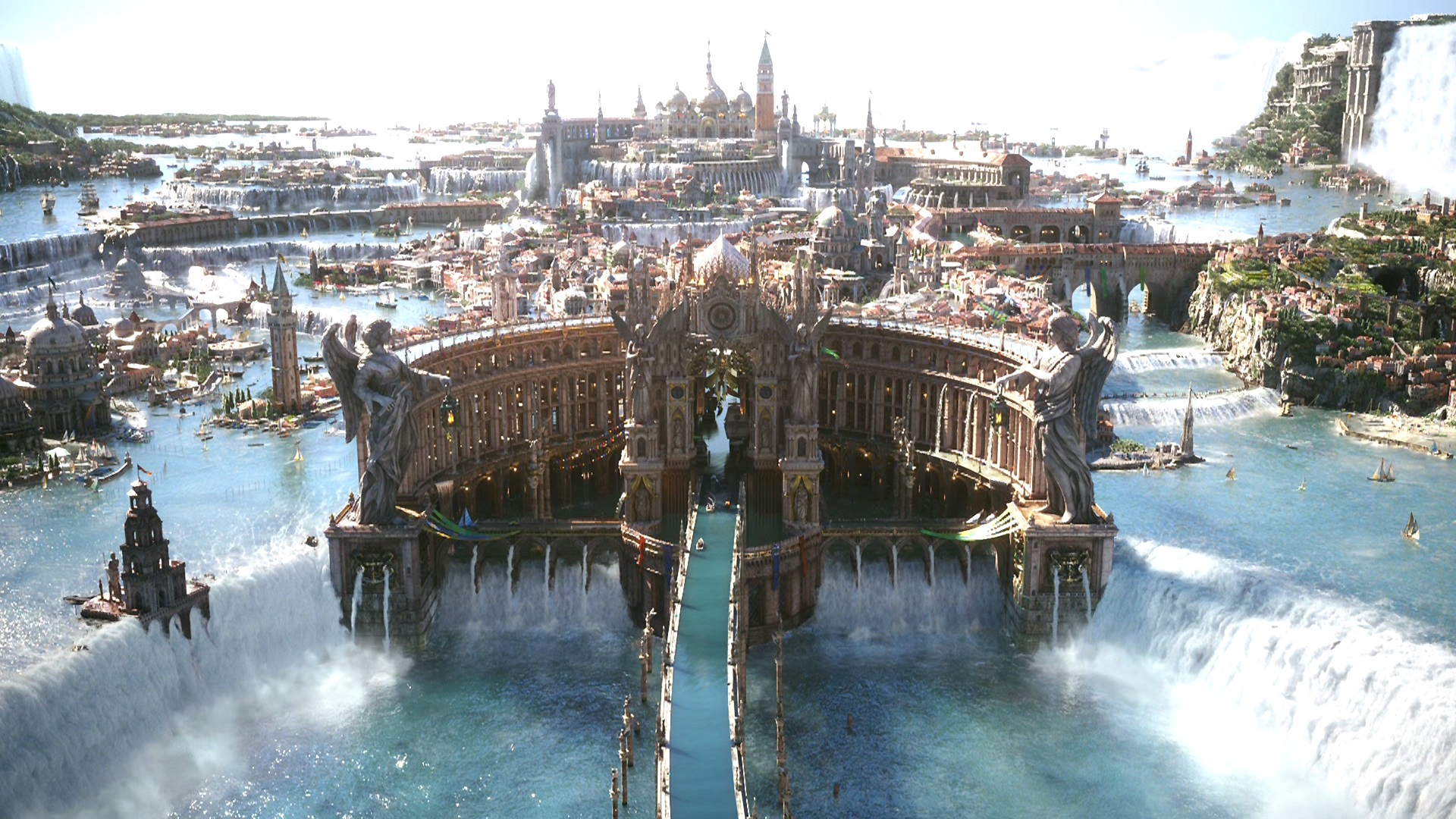 Rest of the Cities FFXV_Accordo
