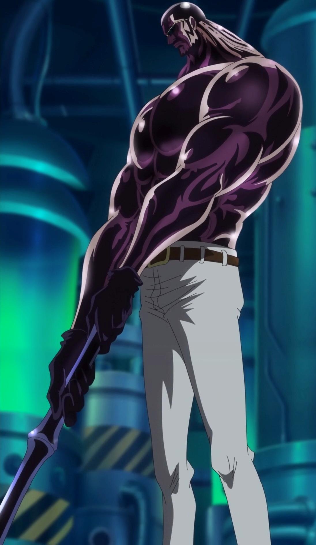 Image - Vergo Full Body Haki.png - Fairy One Piece Tail Wiki