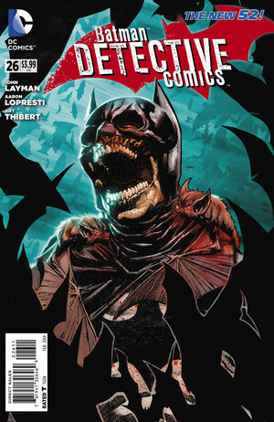 [DC Comics] Batman: discusión general 300px-Detective_Comics_Vol_2_26