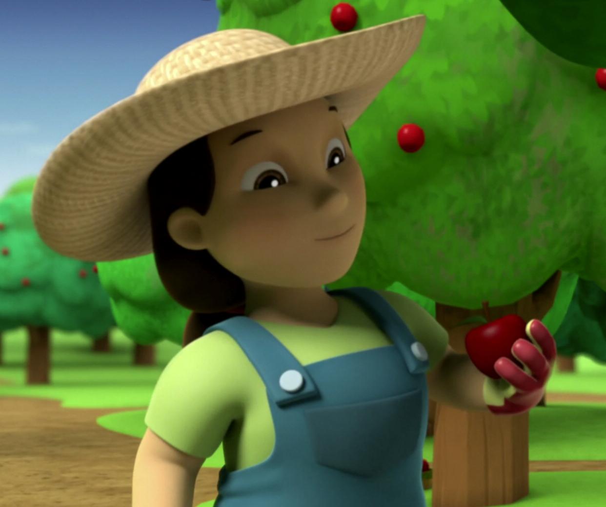 Farmer Yumi Paw Patrol Wiki