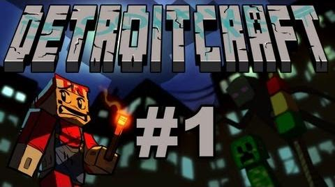 MINECRAFT - Detroitcraft w SSoHPKC Part 1 - The Worst Minecraft Series of All Time