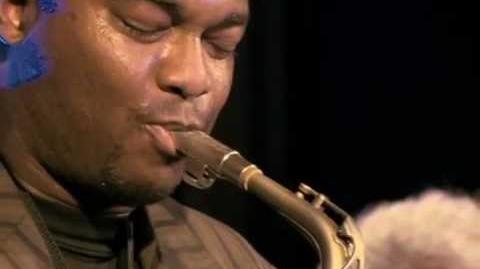 James Carter Sax Improv (2009) - World Saxhopone Quartet Live (DVD)