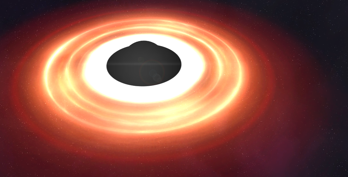 the gravity of planets black holes - photo #8