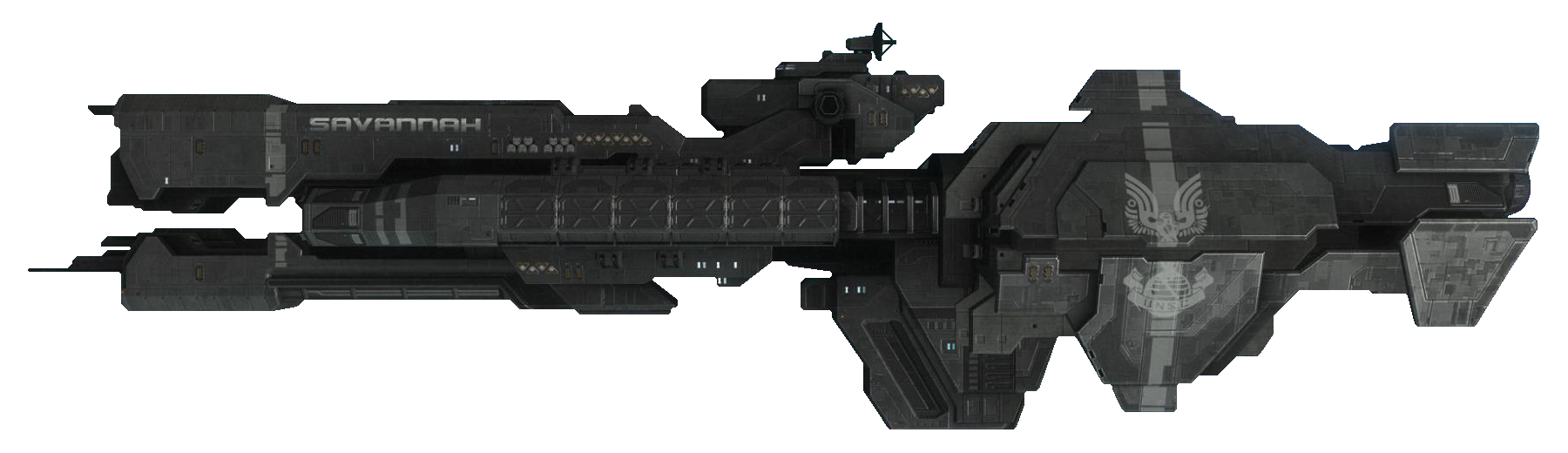 UNSC Savannah - Halo Nation — The Halo encyclopedia - Halo 1, Halo 2 ...