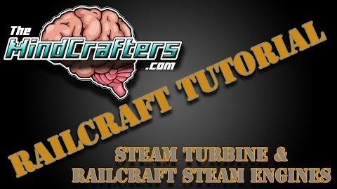 Railcraft Tutorial - Steam Turbine & Railcraft Steam Engines-1386346628