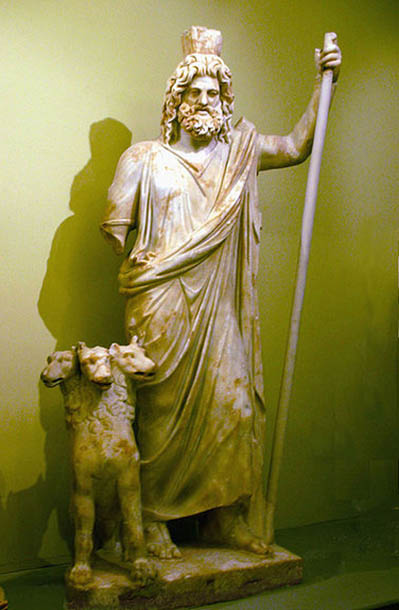 Hades God Statue Hades - Greek Mytholog...