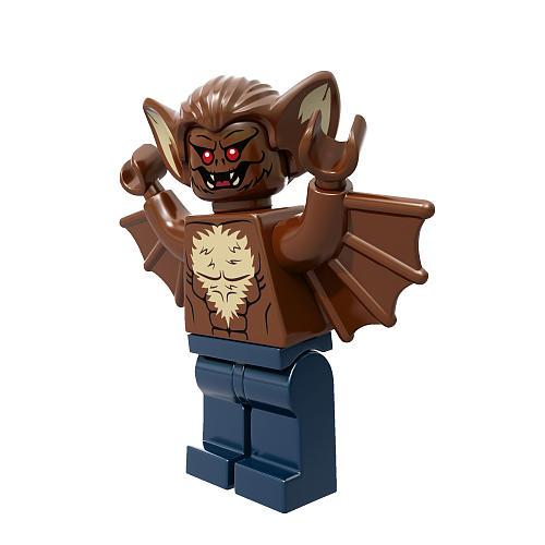 Man Bat Brickipedia The Lego Wiki