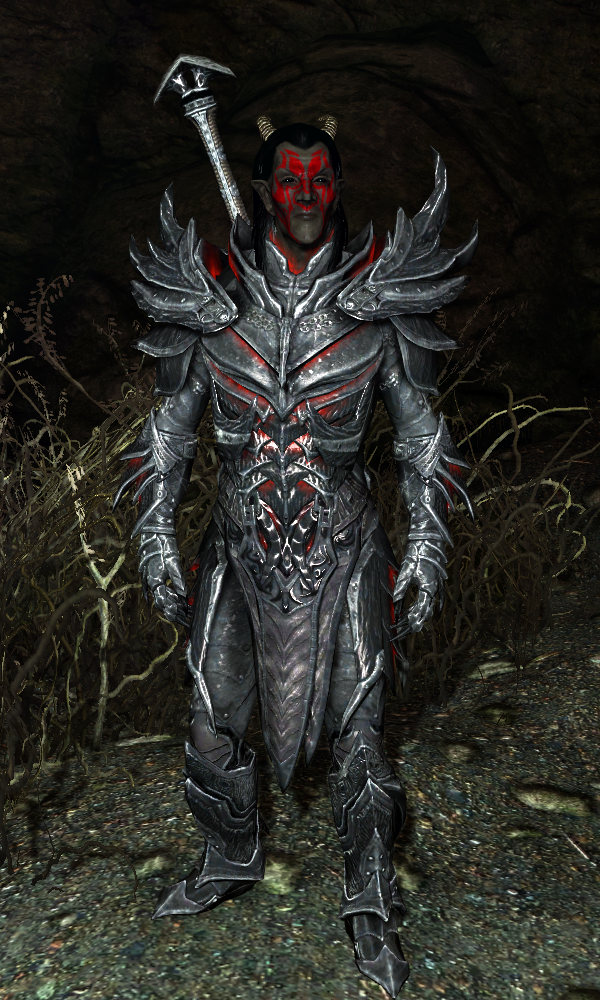Dremora Lord (Skyrim) - The Elder Scrolls Wiki